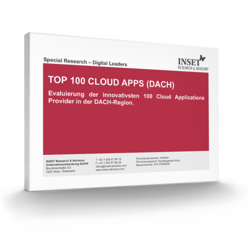 INSET Top 100 Cloud Apps (DACH)