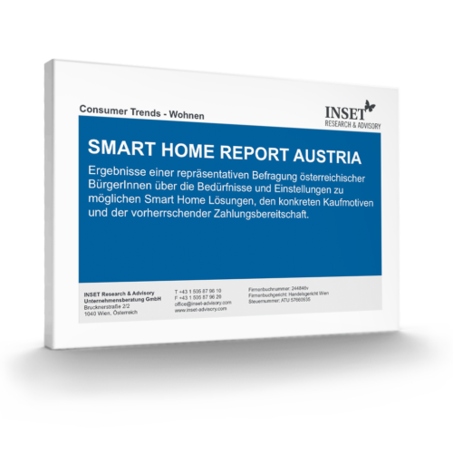 INSET Smart Home Report Austria